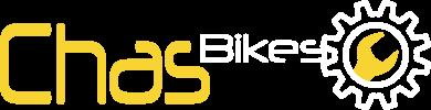 Chas Bikes - Motorbike Garage in Lambeth, London UK Logo